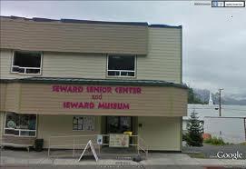 STREET VIEW : Une ballade à Seward en Alaska - USA Sans_552