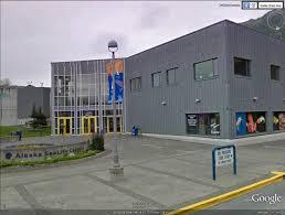 STREET VIEW : Une ballade à Seward en Alaska - USA Sans_556