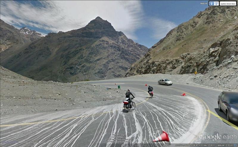 Lacets - province de Los Andes - Chili Sans_t33