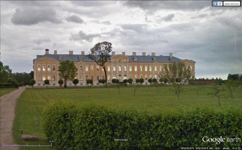 Château de Rundale, Lettonie Sans_t46