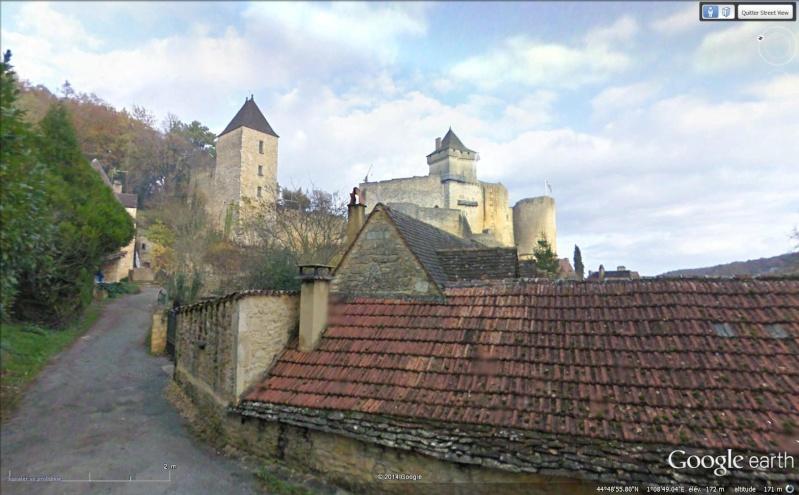 Château de Castelnaud, Dordogne - France Sans_t52