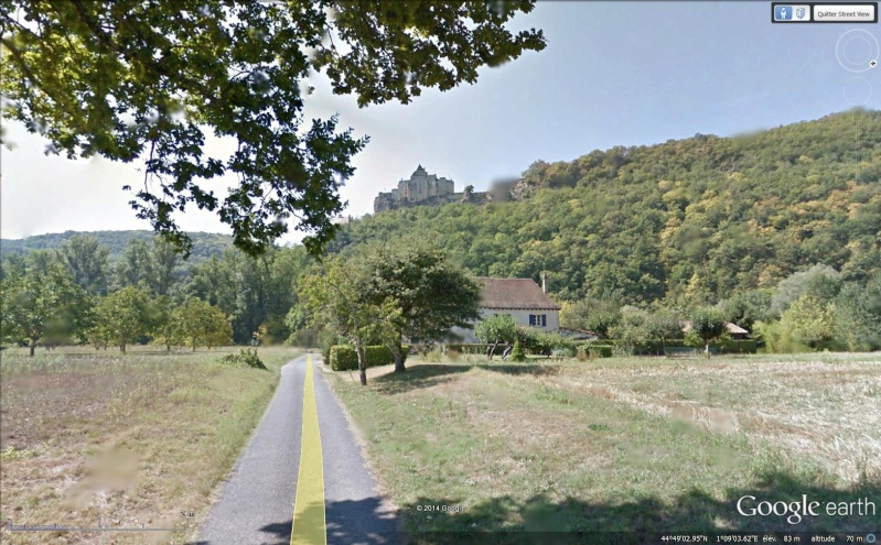 Château de Castelnaud, Dordogne - France Sans_t53