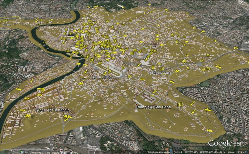 Visite virtuelle de la Rome antique avec Google Earth : Rome Reborn Sans_t75