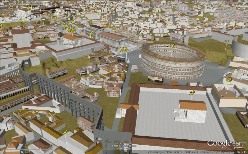Visite virtuelle de la Rome antique avec Google Earth : Rome Reborn Sans_t76