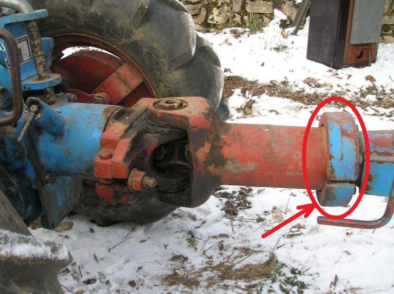 Mon MC7 Diesel et sa remorque motrice 1123