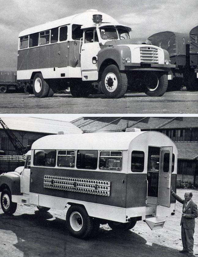 Herwaythorn et Citroën 3124