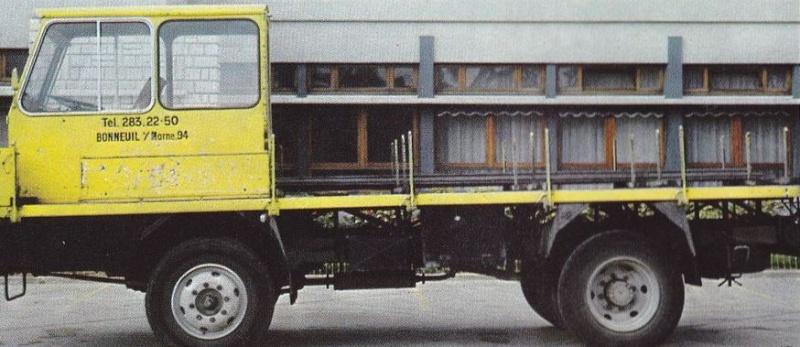 Brochure publicitaire de Camions Tracteurs et cars Belphe10