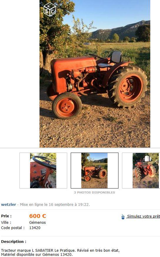 tracteur le pratique sabatier Capt1539