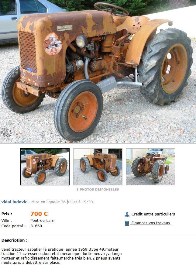 tracteur le pratique sabatier Capt1540