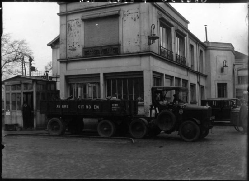 CHENARD & WALCKER U10 de 1932 Capt1653