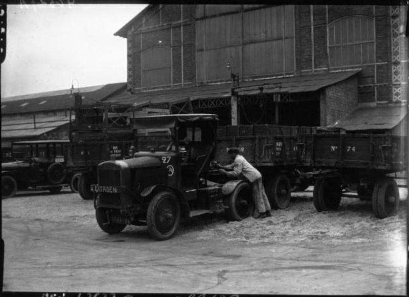 CHENARD & WALCKER U10 de 1932 Capt1654