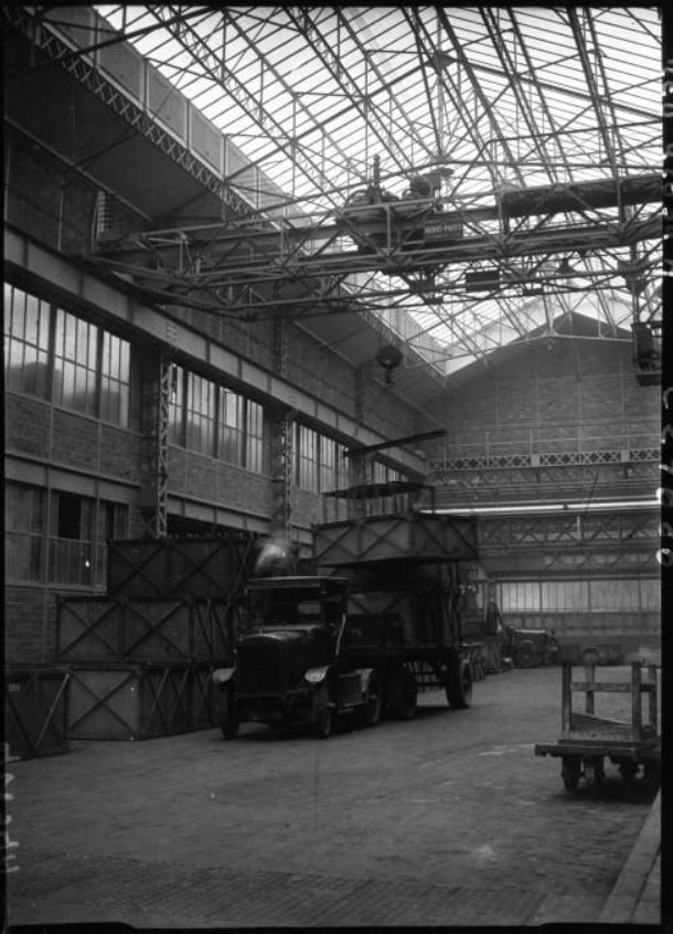 CHENARD & WALCKER U10 de 1932 Capt1655