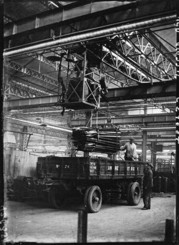 CHENARD & WALCKER U10 de 1932 Capt1656