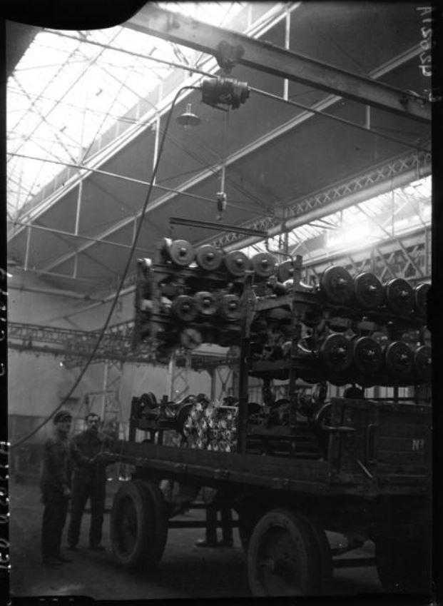 CHENARD & WALCKER U10 de 1932 Capt1658