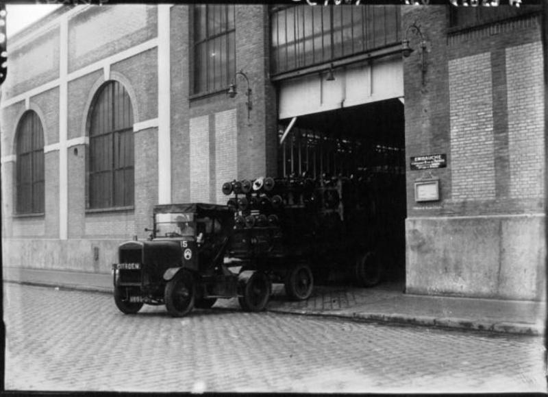 CHENARD & WALCKER U10 de 1932 Capt1662