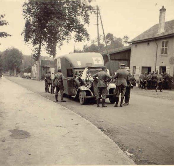 Photos de Citroën pendant la Seconde Guerre Mondiale - Page 12 Capt1665