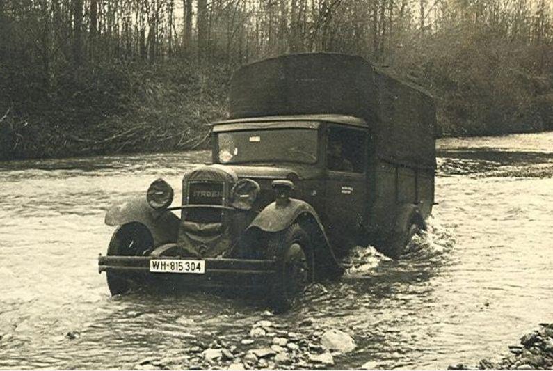 Photos de Citroën pendant la Seconde Guerre Mondiale - Page 12 Capt1667