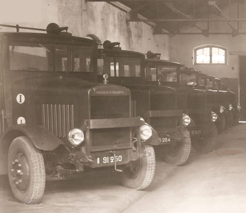 Les usines CITROËN Capt1671