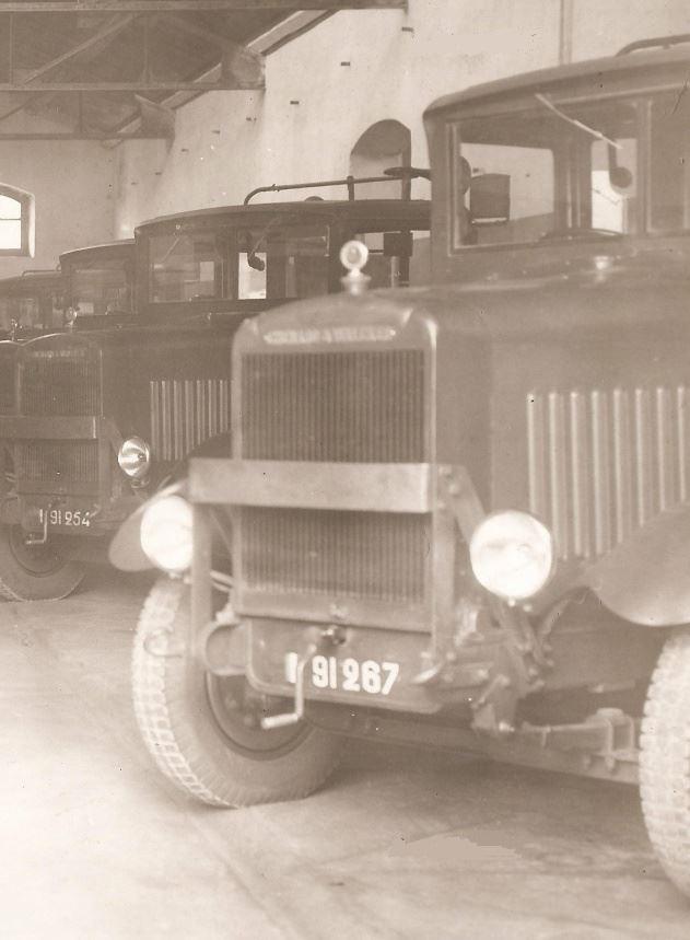 Les usines CITROËN Capt1672