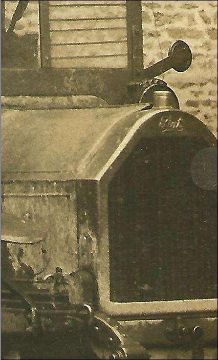Photo d'époque Capt1709
