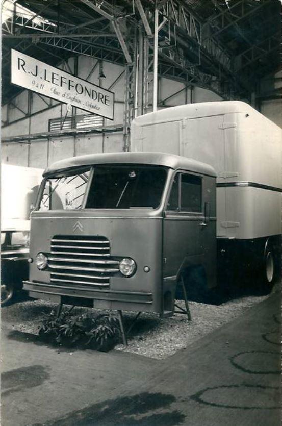 La Carrosserie LEFFONDRE Capt1946