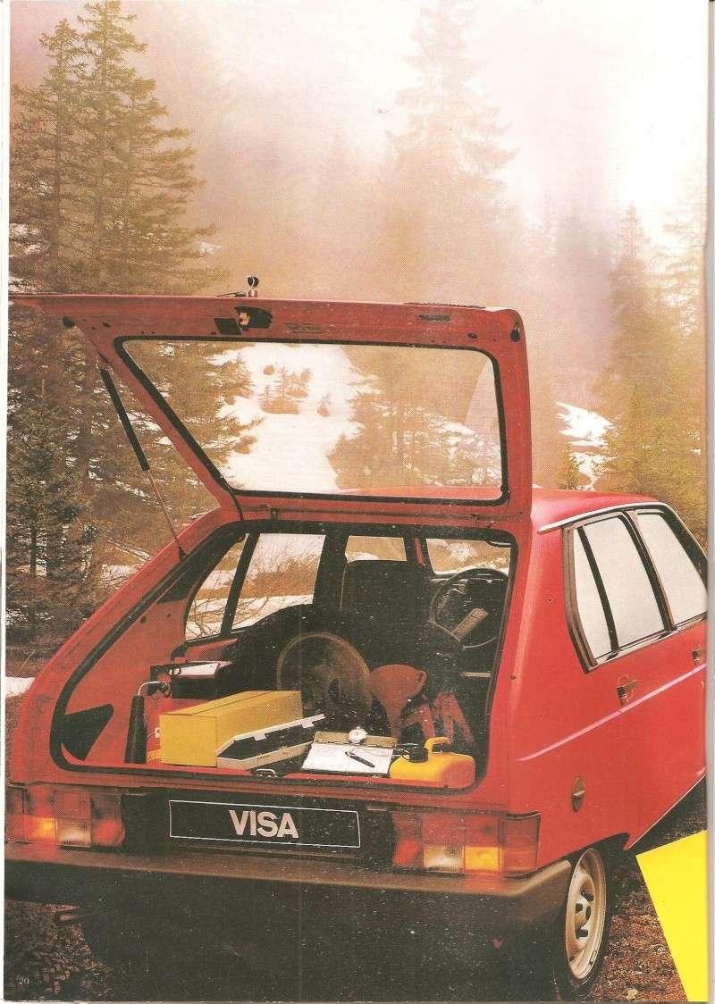 les VISA Citroe33