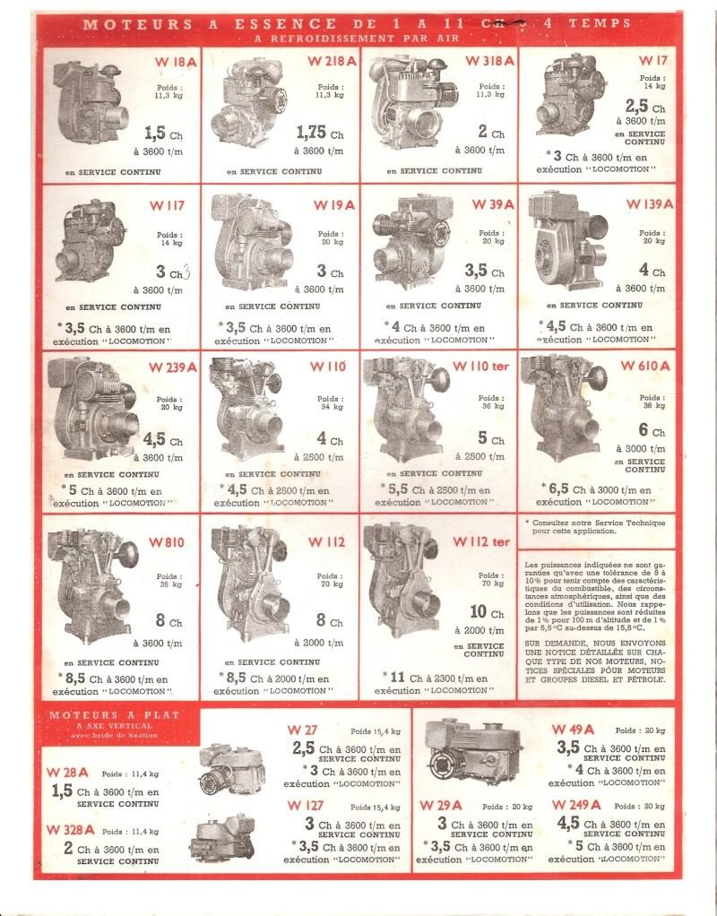 difference entre moteurs bernard w 39 ....w 239 Docume10