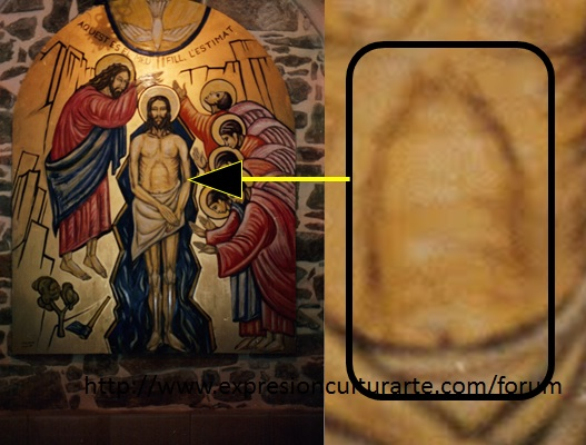"""MENSAJES """"OCULTOS""""  EN EL ARTE RELIGIOSO - Página 2 Cap12"""