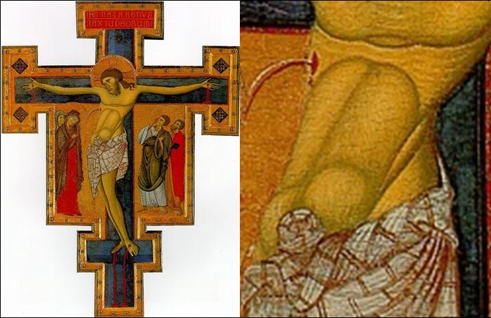 """MENSAJES """"OCULTOS""""  EN EL ARTE RELIGIOSO - Página 2 Cb11"""