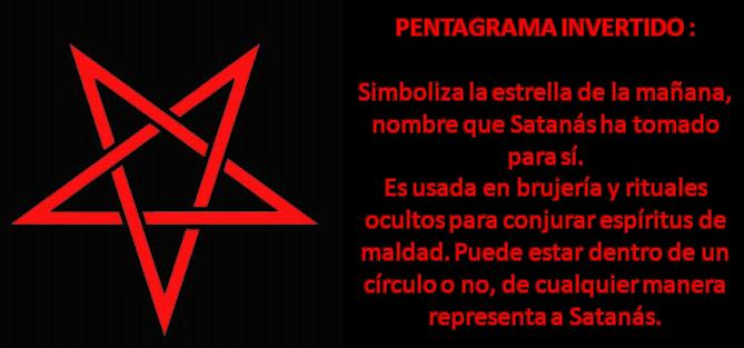 EL PENTAGRAMA ES BAPHOMET Elkeso12