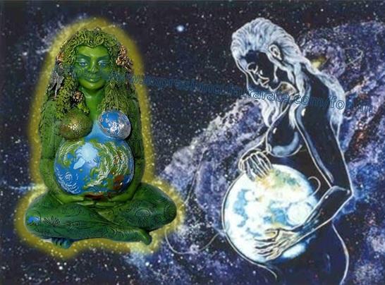 GAIA, LA GRAN DIOSA MADRE Gaia10