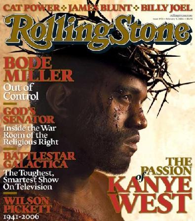 JESUCRISTO, EL GRAN BUFÓN DE LOS ILLUMINATI Kanye11