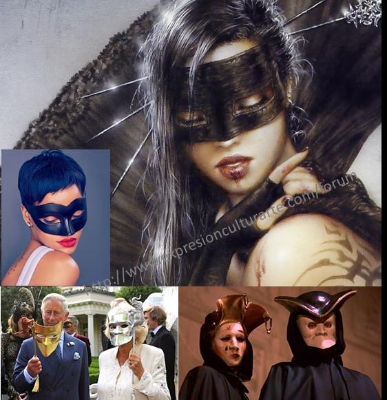LUIS ROYO Y SU OBRA - Página 2 Mask10