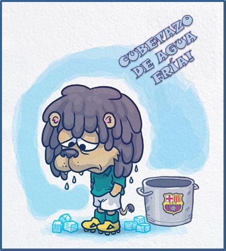 CUBETAZO DE AGUA FRÍA (ice bucket challenge) Mes13