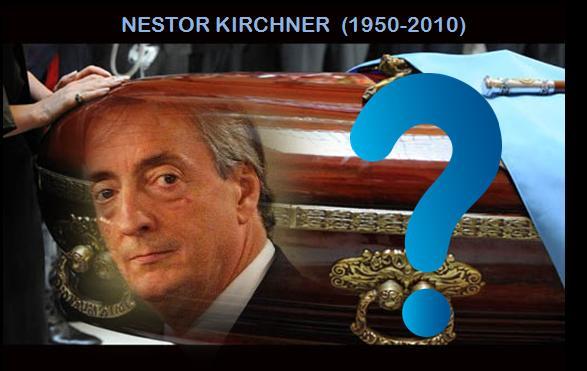 NESTOR KIRCHNER: UNA MUERTE SOSPECHOSA Nk10