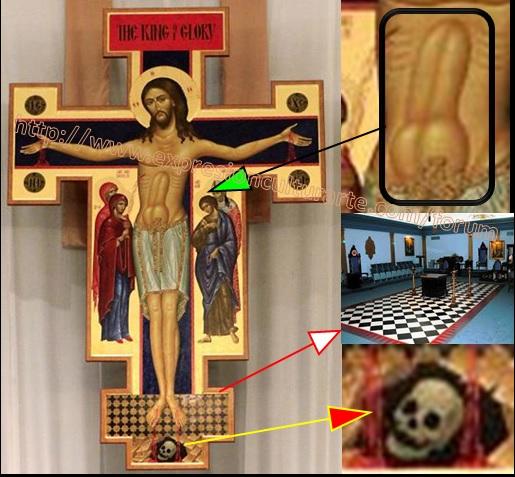 """MENSAJES """"OCULTOS""""  EN EL ARTE RELIGIOSO - Página 3 The_wa12"""