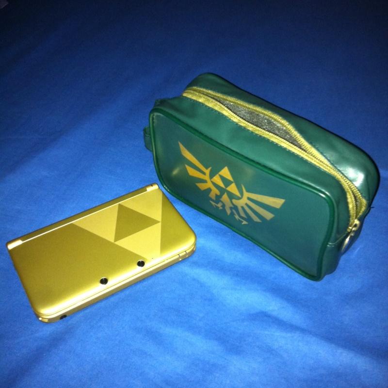 Sacoche Zelda Collector : 4000 pts Nintendo  Img_5210
