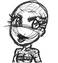 mes petits dessins ^^  - Page 6 Jack110