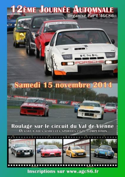 Sortie Val de vienne Automn10