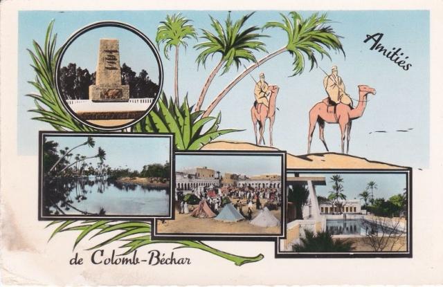 Cartes postales de Béchar 1-amit10