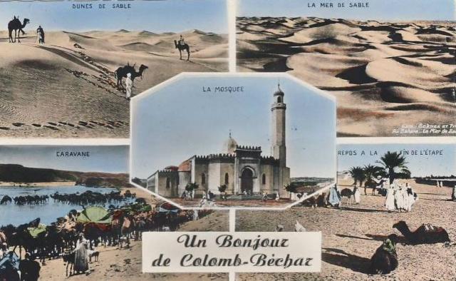Cartes postales de Béchar 3-bonj10