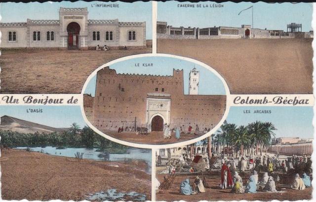 Cartes postales de Béchar 4-bonj10