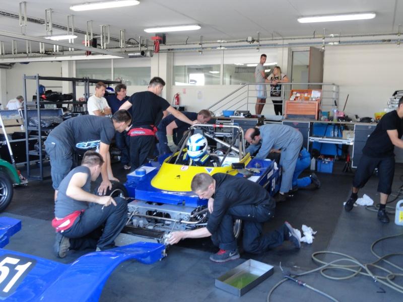 [83] Les 2 tours d'horloge au circuit Paul Ricard 2_tour17