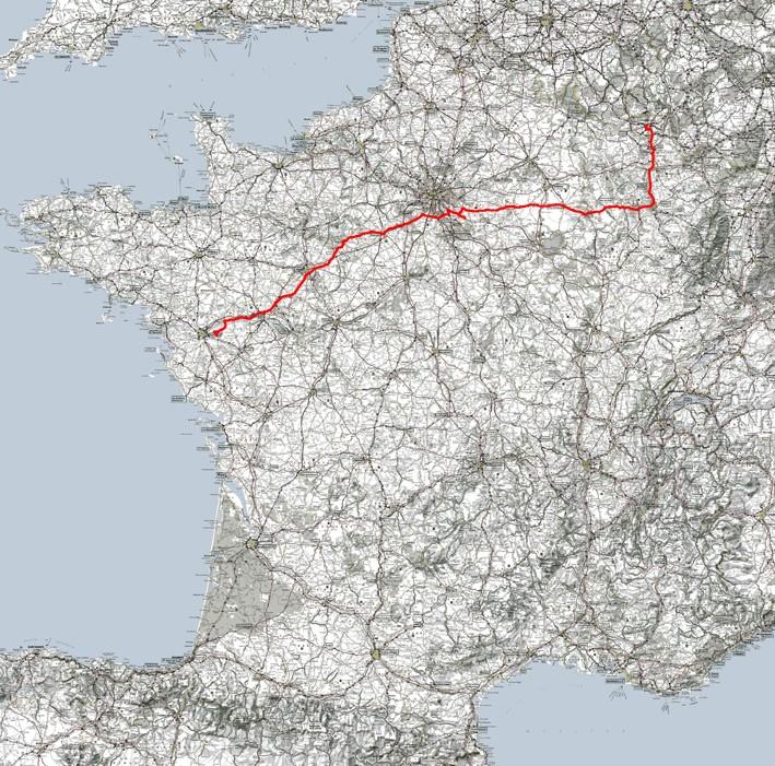 Karmann et longue route ? Cartef10
