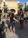 Vu à Disneyland Paris : célébrités, VIP et people - Page 22 10659110