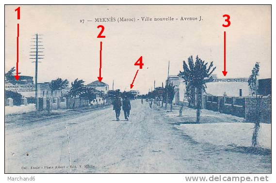 Meknès, la ville Nouvelle 4 061_0010