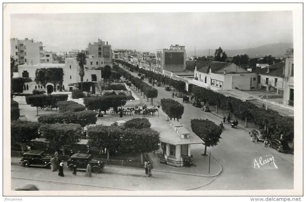 Meknès, la ville Nouvelle 4 1945_p12