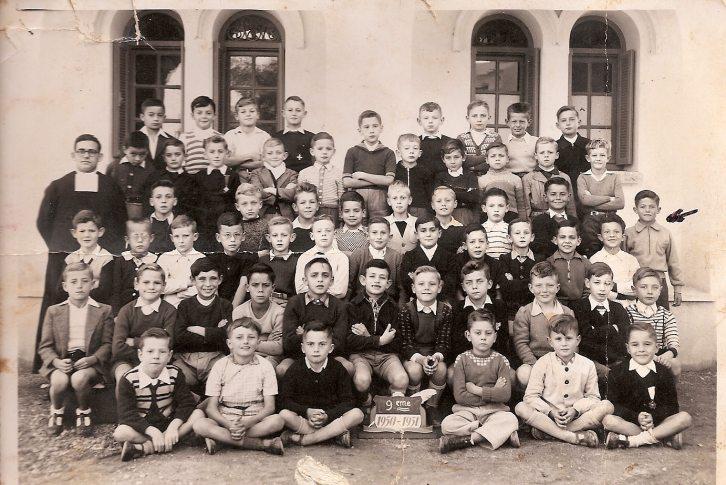 """l'Ecole des Frères de la Salle et des """"Oliviers"""" 1950_e10"""