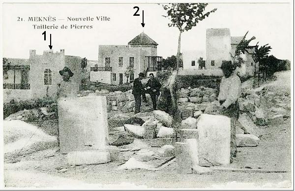 Meknès, la ville Nouvelle 4 De_19110