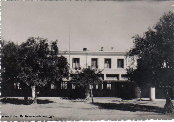"""l'Ecole des Frères de la Salle et des """"Oliviers"""" Ecole_19"""